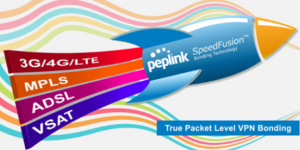Peplink SpeedFusion