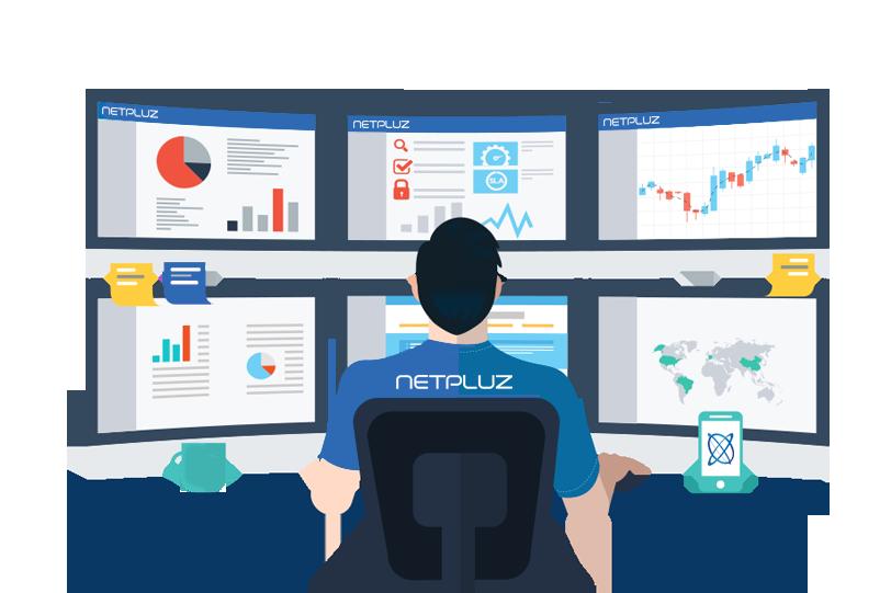 Netpluz NOC Managed monitoring
