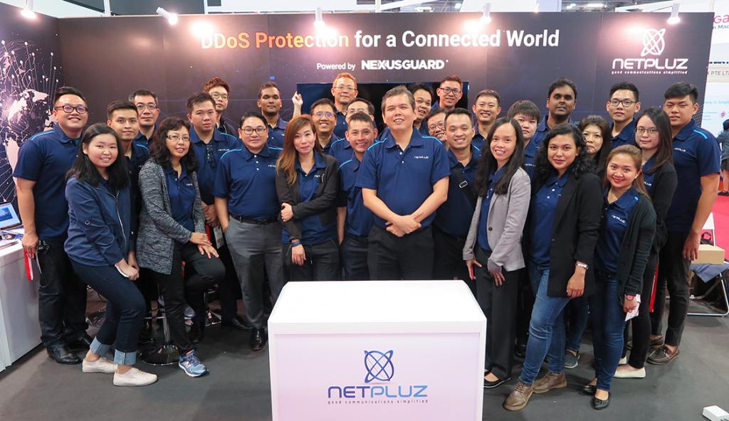 Netpluz Cloud Expo Asia 2018