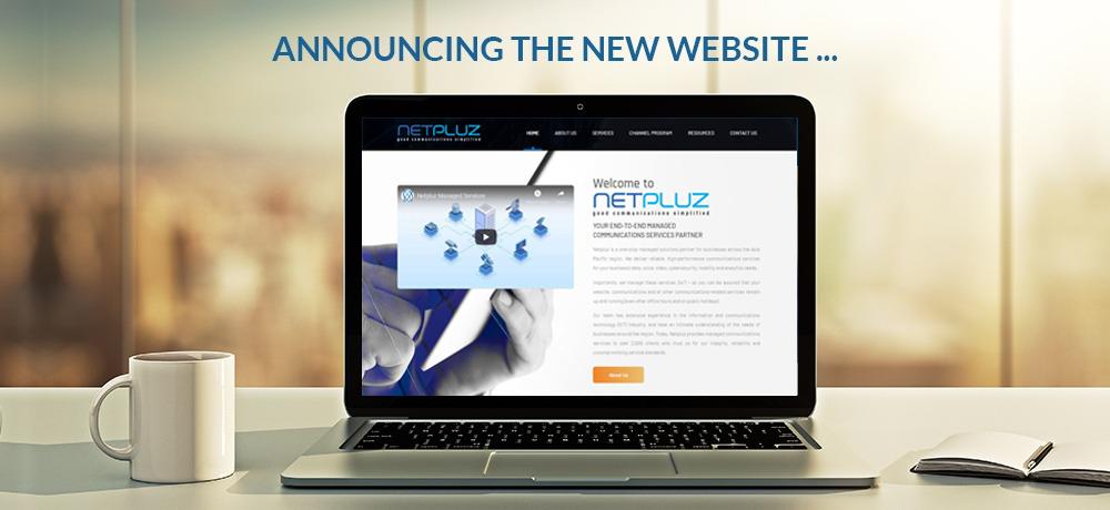 Netpluz New Website