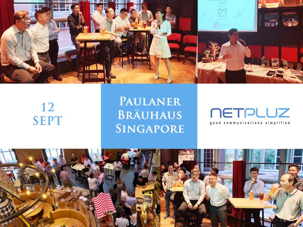 Netpluz Channel Managed Service Provider Singapore