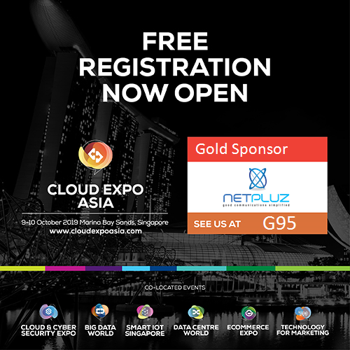 Invitation to Cloud Expo Asia, Singapore (9-10 October, MBS Expo)