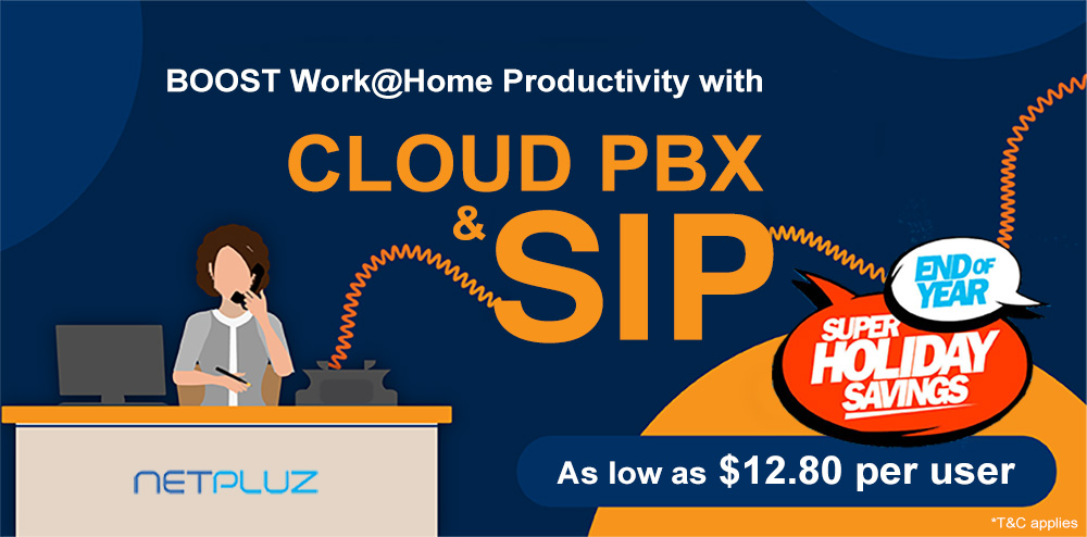 3CX SIP Service Netpluz