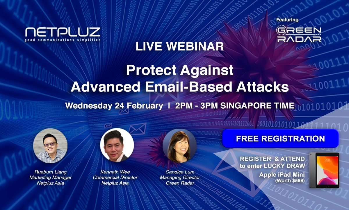 Live Webinar | Protect Against Advanced Email-Based Attacks